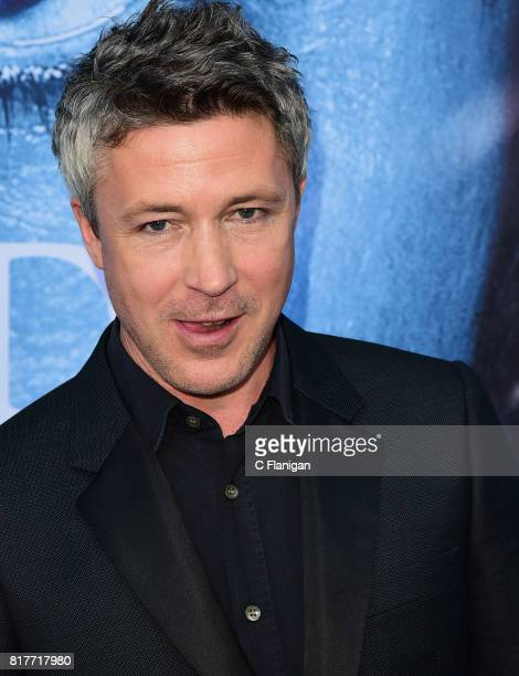 Aidan Gillen attends the Season 7 Premiere Of HBO's 'Game Of Thrones' at Walt Disney Concert Hall on July 12 2017 in Los Angeles California