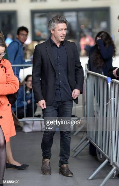 Aidan Gillen sighting at BBC Radio 1 on May 11 2017 in London England