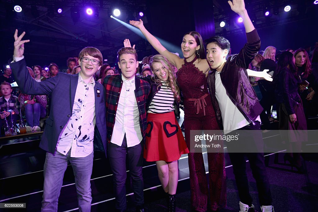 2016 Nickelodeon HALO Awards - Show
