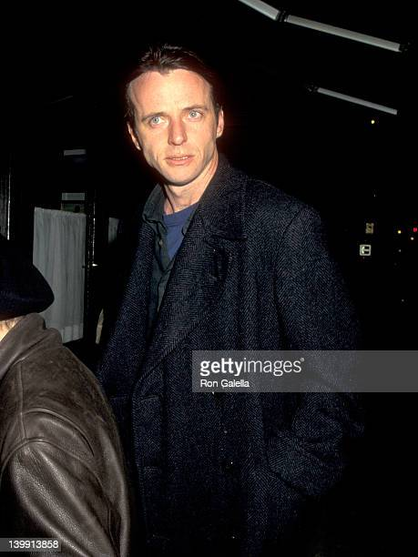 Aidan Quinn at the Fundraiser for Statue Commemorating the Irish Potato Famine, Thompson Street Cafe, New York City.