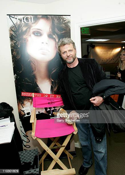 Aidan Quinn at TIGI/Bed Head during 2007 Park City Luxury Lounge Day 6 at Main Street in Park City Utah United States