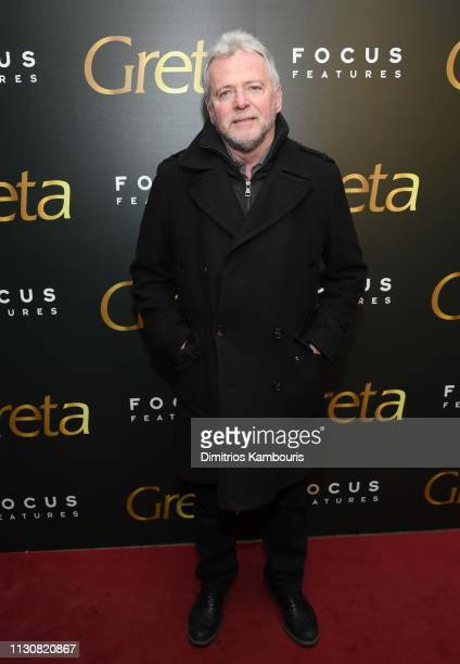 Aidan Quinn attends a special screening of Greta at Metrograph on February 19 2019 in New York City