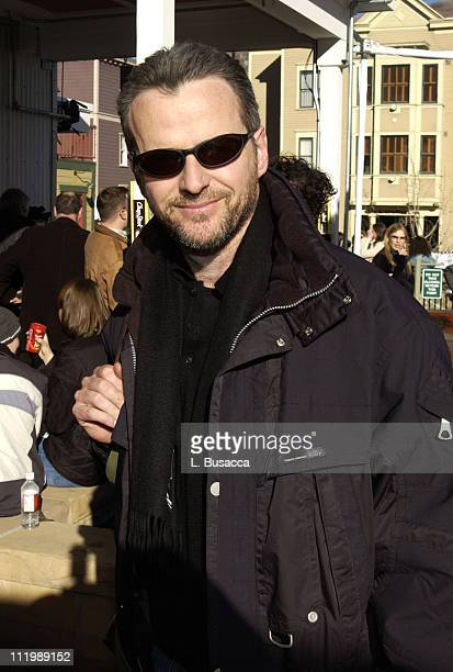 Aidan Quinn during 2003 Park City The Village at The Lift at The Village at The Lift in Park City Utah United States