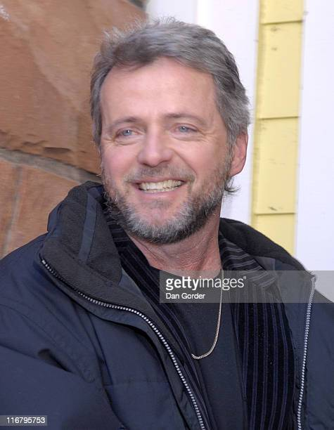 Aidan Quinn during 2007 Park City Seen Around Town Day 7 at Streets of Park City in Park City Utah United States
