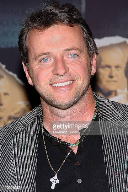 Aidan Quinn during Court TV's Original Movie The Exonerated New York City Premiere at Museum of Television and Radio in New York City New York United...