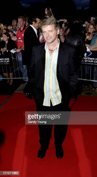 Aidan Quinn during The Northern Rock All Star Charity Gala Red Carpet at Celtic Manor Resort in Newport Great Britain