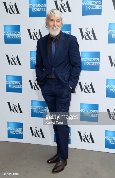 Aidan Shaw attends the Spring 2017 Fashion Exhibition Balenciaga Shaping Fashion at The VA Museum on May 24 2017 in London England
