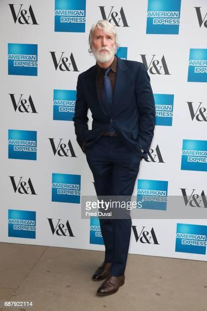 Aidan Shaw attends The VA Opens Spring 2017 Fashion Exhibition Balenciaga Shaping Fashion at The VA on May 24 2017 in London England