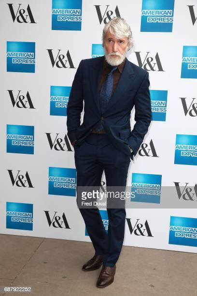 Aidan Shaw attends The VA Opens Spring 2017 Fashion Exhibition Balenciaga Shaping Fashion at The VA on May 24 2017 in London England