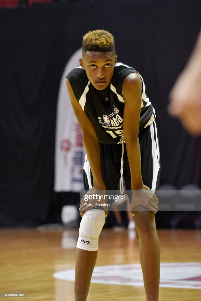 Jr. NBA World Championship - Central Boys v Northeast Boys : News Photo