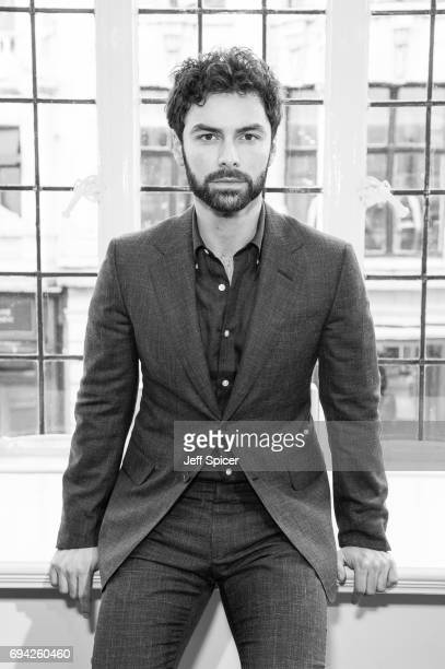 Aidan Turner attends the dunhill London presentation during the London Fashion Week Men's June 2017 collections on June 9 2017 in London England