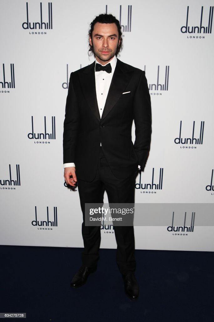 Dunhill And Dylan Jones Pre-BAFTA Evening