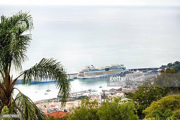 AIDAstella ,Braemar, Funchal, Madeira.