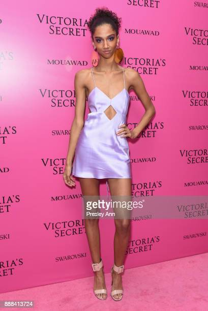 Aiden Curtiss attends 2017 Victoria's Secret Fashion Show In Shanghai After Party at MercedesBenz Arena on November 20 2017 in Shanghai China