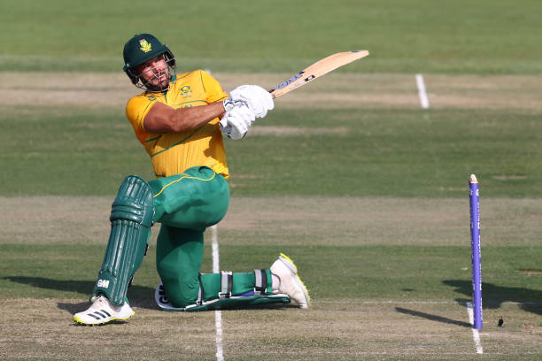 ARE: Afghanistan v South Africa: Warm Up Match - ICC Men's T20 World Cup 2021