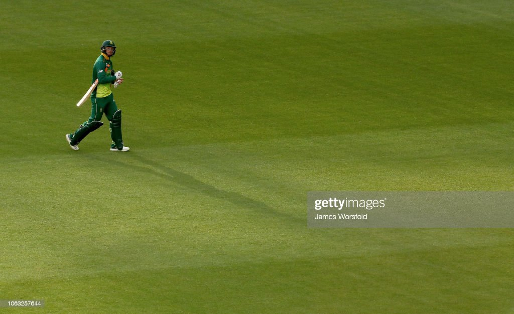 Australia v South Africa - 1st ODI : News Photo