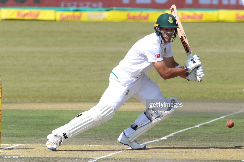 South Africa v Bangladesh: First Test  - Day One : News Photo