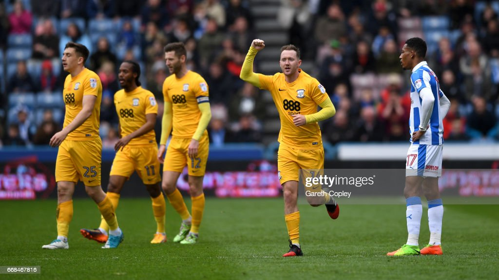 Huddersfield Town v Preston North End - Sky Bet Championship