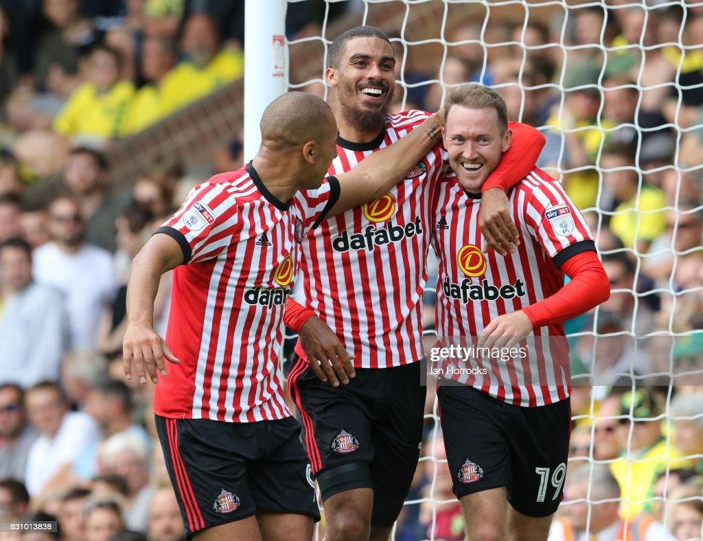 Norwich City v Sunderland - Sky Bet Championship : News Photo