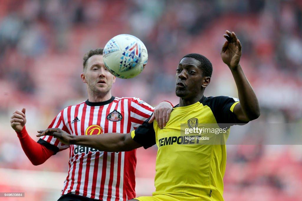 Sunderland v Burton Albion - Sky Bet Championship