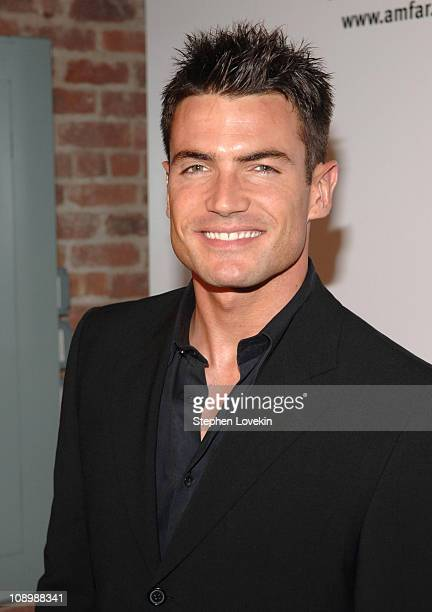 Aiden Turner during 15th Annual 'amfAR Rocks' Benefit at The Puck Building in New York City New York United States