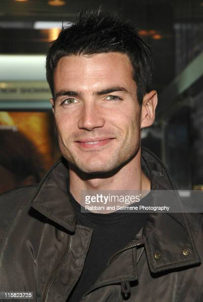 Aiden Turner during 'Dreamer Inspired by a True Story' New York Premiere City Arrivals at Chelsea West Theatre in New York City New York United States