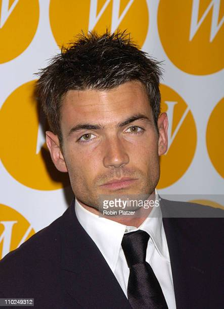 Aiden Turner during The Center for the Advancement of Women's 10th Anniversary Gala at The Waldorf Astoria in New York City New York United States