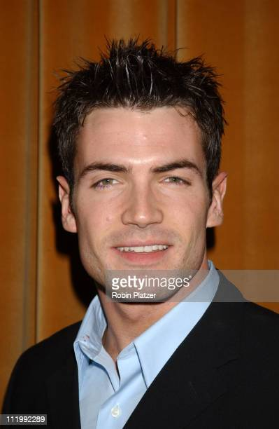 Aiden Turner during The Starlight Childrens Foundation 18th Annual Benefit at Marriott Marquis Hotel in New York NY United States