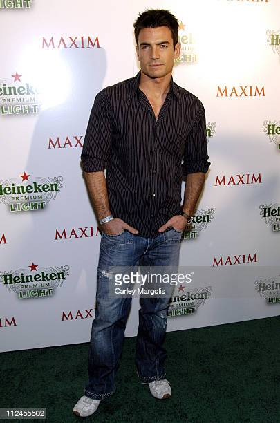 Aiden Turner during Wilmer Valderrama and Criss Angel Host Launch of the New Heineken Premium Light at Time Warner Center in New York City New York...