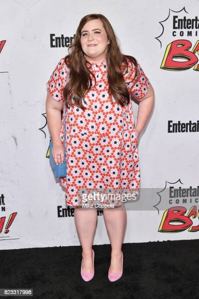 Aidy Bryant at Entertainment Weekly's annual ComicCon party in celebration of ComicCon 2017 at Float at Hard Rock Hotel San Diego on July 22 2017 in...