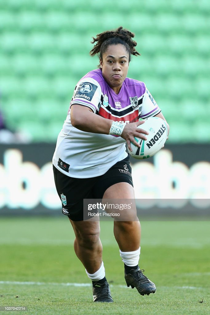 NRLW Rd 3 - Broncos v Warriors