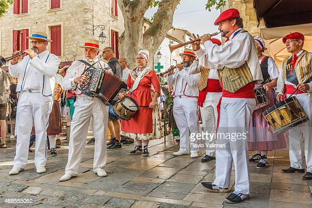 Aigues-Mortes, Traditional Clothing - France