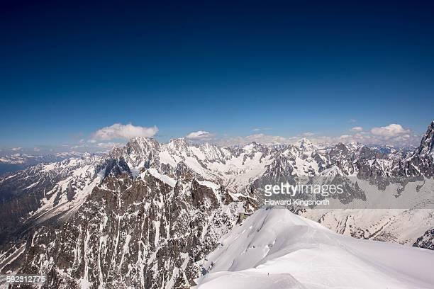 Aiguille du Mide, Mont Blanc