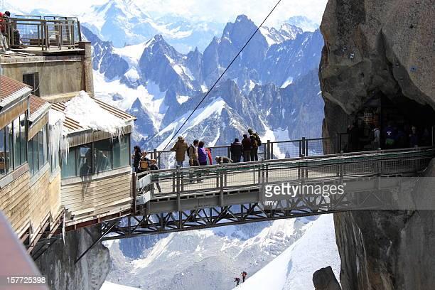 Aiguille du Midi Bridge