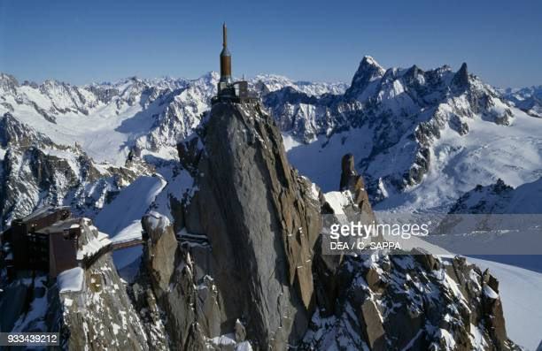 Aiguille du Midi Upper Savoy AuvergneRhoneAlpes France