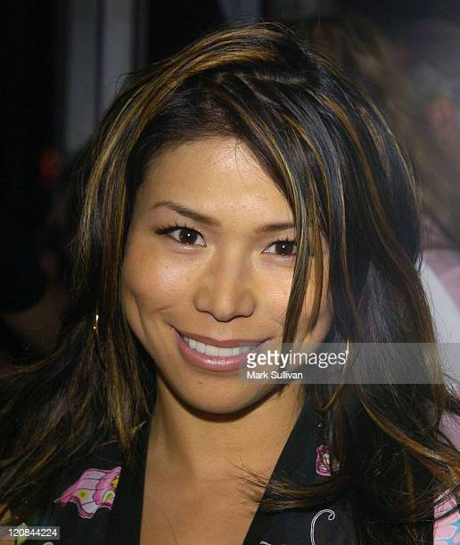 Aiko Tanaka during Party to Benefit Living Dreams Foundation at The Lounge in West Hollywood California United States