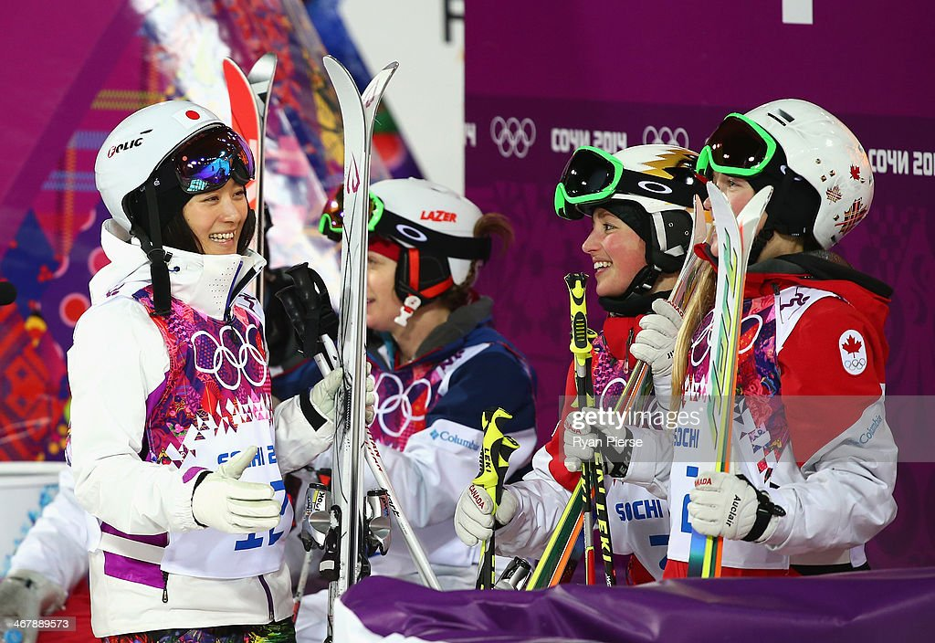 Freestyle Skiing - Winter Olympics Day 1 : News Photo