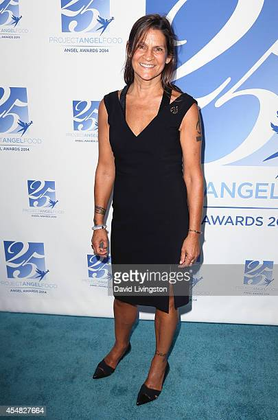 Aileen Getty attends the 2014 Angel Awards at Project Angel Food on September 6, 2014 in Los Angeles, California.