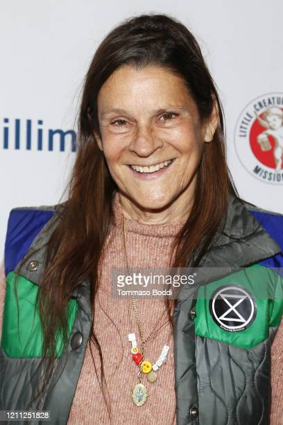 """Aileen Getty attends The Greater Los Angeles Zoo Association Hosts """"Meet Me In Australia"""" To Benefit Australia Wildfire Relief Efforts at Los Angeles..."""