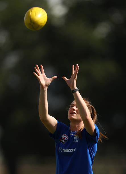 AUS: AFLW Rd 6 - Richmond v North Melbourne