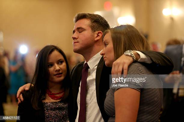 Ailyn AvilaPortal Michael Hoffman and Crystal Fox attend the election night party for former Florida Governor and now Democratic gubernatorial...