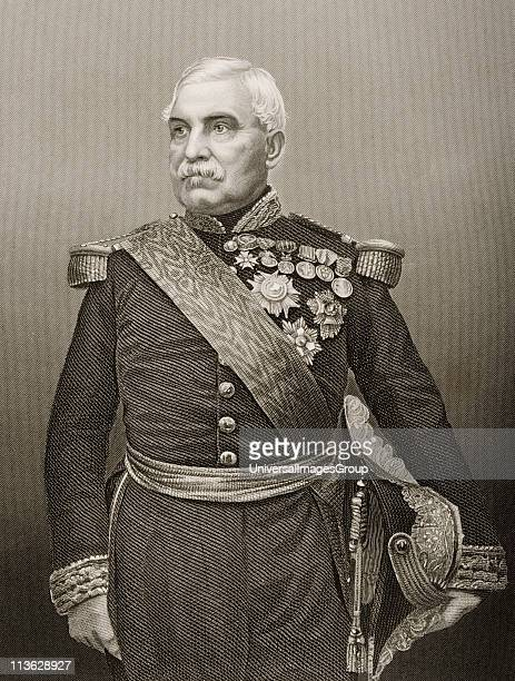 Aimable Jean Jacques PelissierDuc de Malakhoff 17941864 Marshal of France French ambassadorEngraved by DJ Pound from a photograph by Mayall From the...