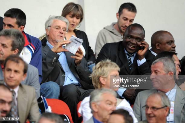 Aime JACQUET France / Nigeria Match amical a Saint Etienne