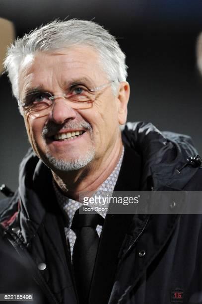 Aime JACQUET Lyon / Steaua Bucarest 1er tour Champions League