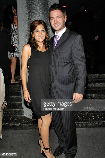 Aimee Allen and Lucian Piane attend NY Premiere of HAIRSPRAY After Party at Roseland Ballroom on July 16 2007