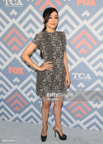 Aimee Garcia attends the 2017 Summer TCA Tour 'Fox' on August 08 2017 in Los Angeles California