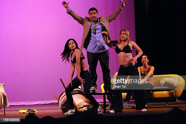 Aimee Garcia David Krumholtz Jodie Sweetin Peter Porte and Kate Payne perform at 2nd Annual Hollywood Rush Benefiting the Baby Dragon Fund Inside at...