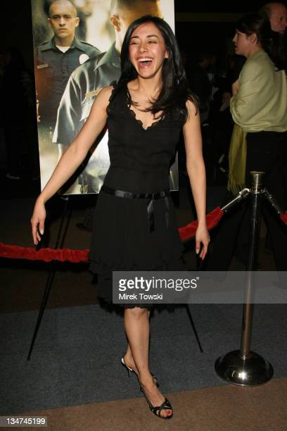 Aimee Garcia during Los Angeles Premiere of Dirty at Writer's Guild of America in Beverly Hills California United States