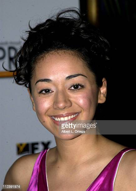 Aimee Garcia during The 7th Annual PRISM Awards Arrivals at Henry Fonda Music Box Theater in Hollywood California United States