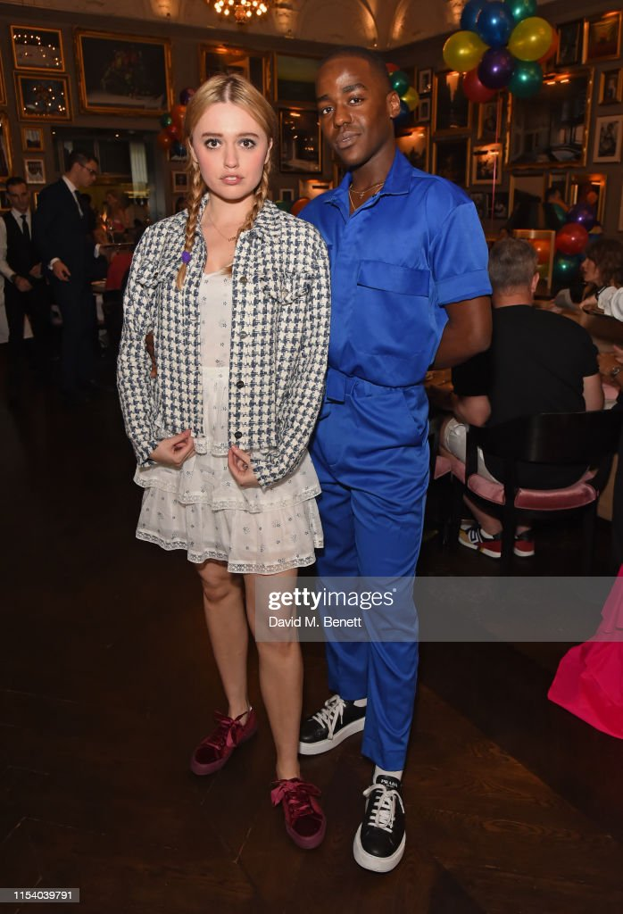 House of Holland & The London EDITION Host Pride Brunch In Aid Of Albert Kennedy Trust : News Photo